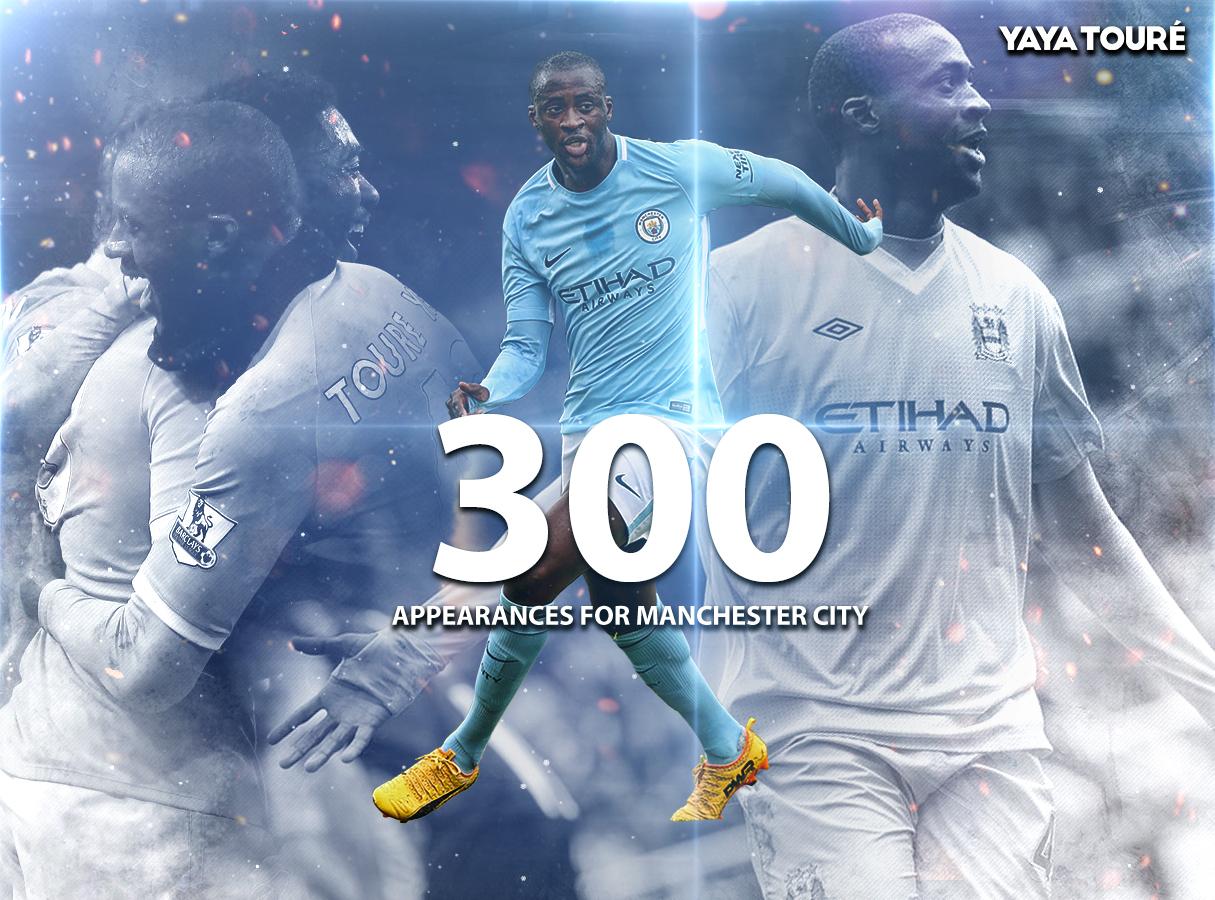 yayatoure300appearancesformancity